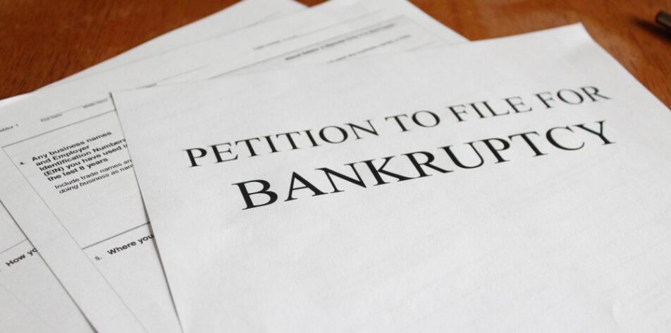filing a bankruptcy