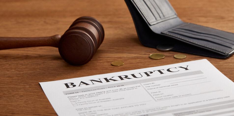 myth of bankruptcy