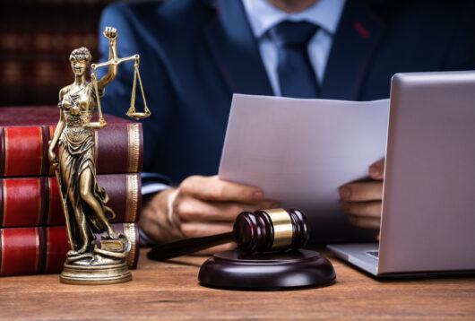 trust litigation