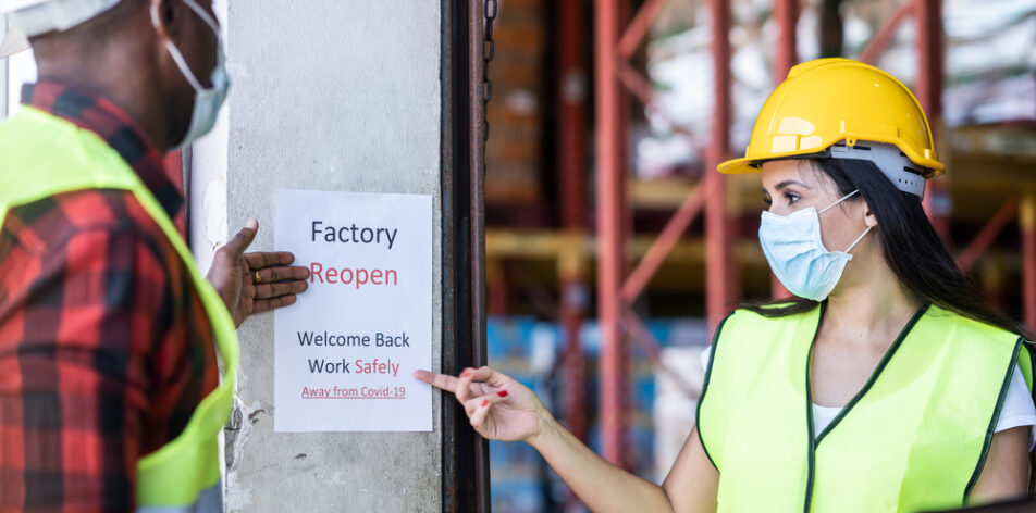 safety measures in workplace